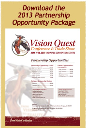 Download the 2013 Vision Quest Partnership Opportunities Package