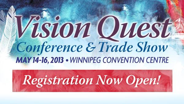 Vision Quest Registration Now Open!