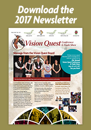 Download the 2017 Vision Quest Newsletter