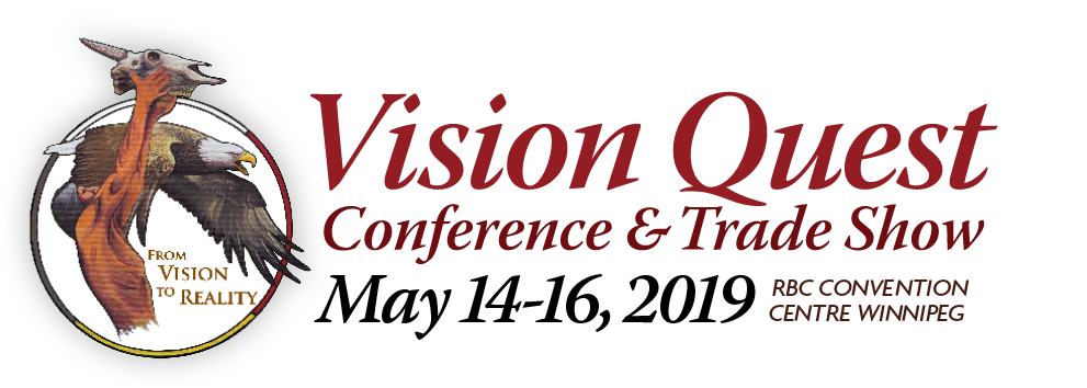 Vision Quest Conference and Trade Show, May 15th to 17th 2018